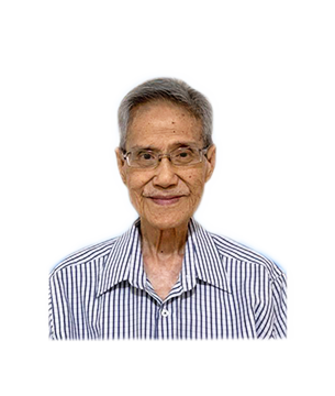 Late Mr. Chua Khin Wah masthead photo for online obituary on the beautiful memories