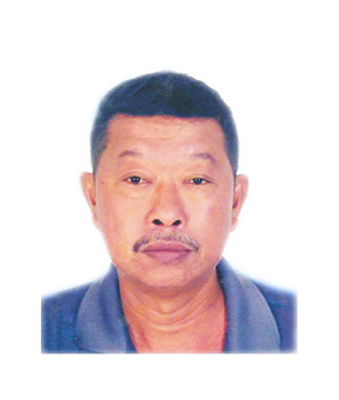 Late Mr. Juay Boon Lee masthead photo for online obituary on the beautiful memories