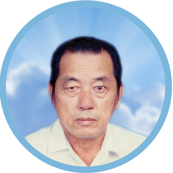 online obituary - display photo of late Mr. Chong Fah 钟华