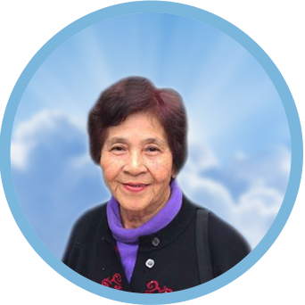 online obituary - display photo of late Mdm. Tam Seh Moy
