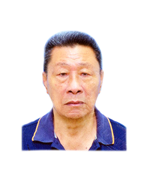 Late Mr. Pee Chian masthead photo for online obituary on the beautiful memories