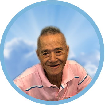 online obituary - display photo of late Mr. Lim Chian Chia