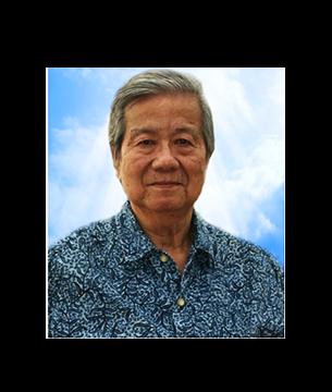 Late Mr. Chong Kwek Yoong @ Chong Kok Yong masthead photo for online obituary on the beautiful memories