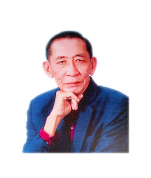 Late Mr. Lee Jim Huat masthead photo for online obituary on the beautiful memories