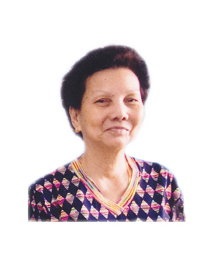 Late Mdm. Ho See Lui masthead photo for online obituary on the beautiful memories