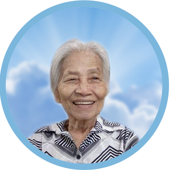 online obituary - display photo of late Mdm. Ang Koon
