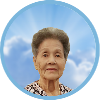 online obituary - display photo of late Mdm. Heng Ong Ah
