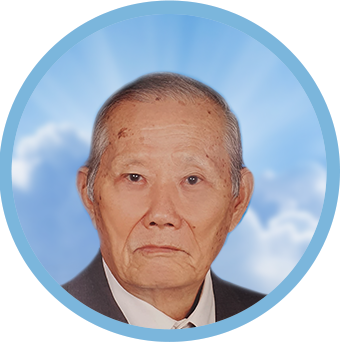 online obituary - display photo of late Mr. Lim Ling What