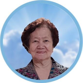 online obituary - display photo of late Mdm. Tan Ah Eng