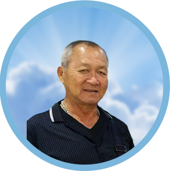 online obituary - display photo of late Mr. Tan Kow Chai