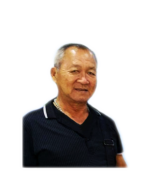Late Mr. Tan Kow Chai masthead photo for online obituary on the beautiful memories