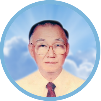 online obituary - display photo of late Mr. Salim Budiman @ Lim Chin Hua