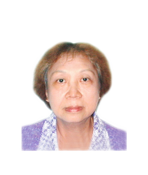 Late Mdm. Tan Kah Lang masthead photo for online obituary on the beautiful memories