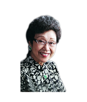 Late Mdm. Wong Swee Yin masthead photo for online obituary on the beautiful memories