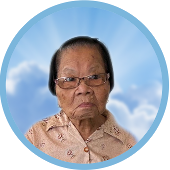 online obituary - display photo of late Mdm. Ong Boon Lan