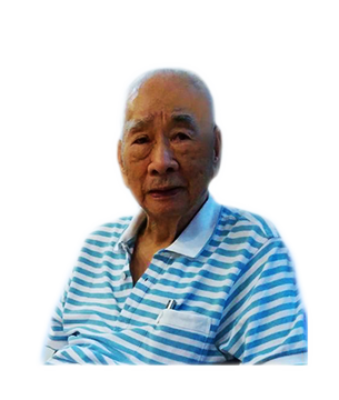 Late Mr. Lee Yin Hean masthead photo for online obituary on the beautiful memories