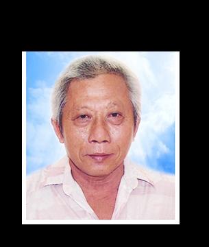Late Mr. Tew Poo Kok @ Teo Poh Kok masthead photo for online obituary on the beautiful memories