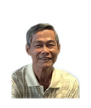Late Mr. Lim Tau Wing masthead photo for online obituary on the beautiful memories