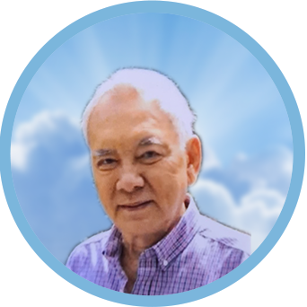 online obituary - display photo of late Mr. Vincent Chua Kim Huat