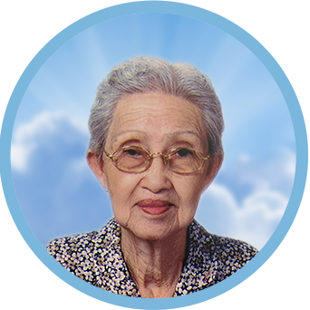 online obituary - display photo of late Mdm. Yeo Hong