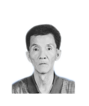 Late Mr. Tan Kian Leng masthead photo for online obituary on the beautiful memories