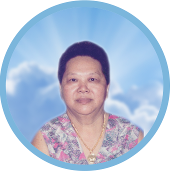 online obituary - display photo of late Mdm. Chiong Mui Oh
