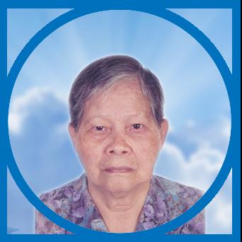 online obituary - display photo of late Mdm. Lim Geok Lan