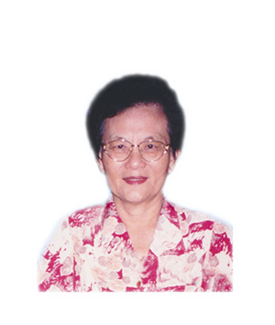 Late Mdm. Lan Che Moi masthead photo for online obituary on the beautiful memories