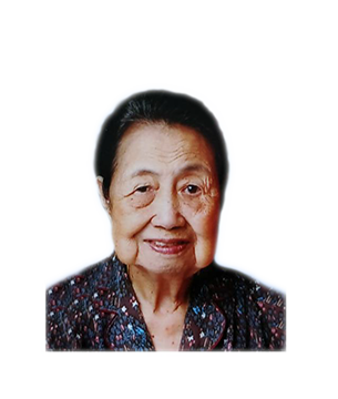Late Mdm. Lee Sow YIng masthead photo for online obituary on the beautiful memories