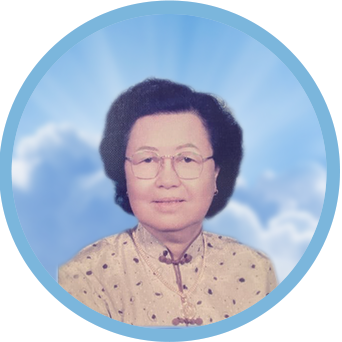 online obituary - display photo of late Mdm. Hoo Ah Wan