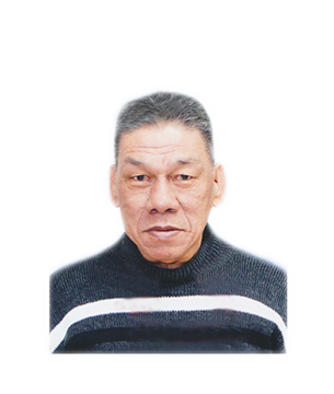Late Mr. Tay Eng Baa masthead photo for online obituary on the beautiful memories
