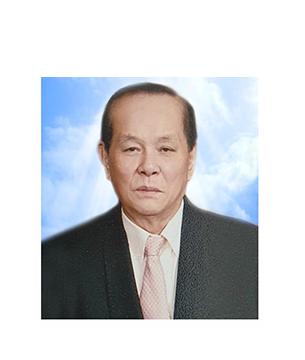 Late Mr. Goh Lay Hua @ Goh Ngin Hua masthead photo for online obituary on the beautiful memories