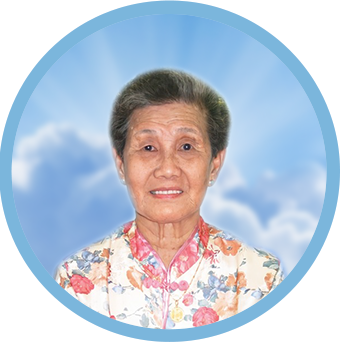 online obituary - display photo of late Mdm. Goh Jui Im