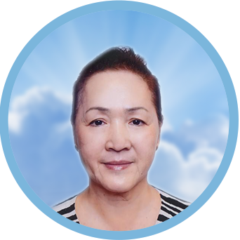 online obituary - display photo of late Mdm. Ong Sok Bee