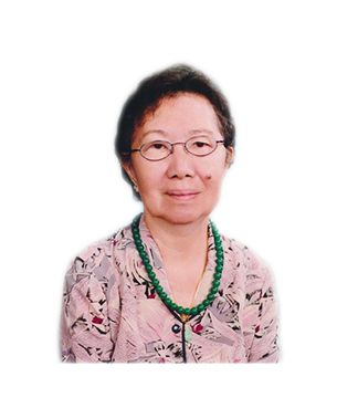 Late Mdm. Lee Choon See masthead photo for online obituary on the beautiful memories