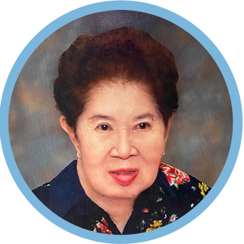 online obituary - display photo of late Mdm. Lee Ah Meo