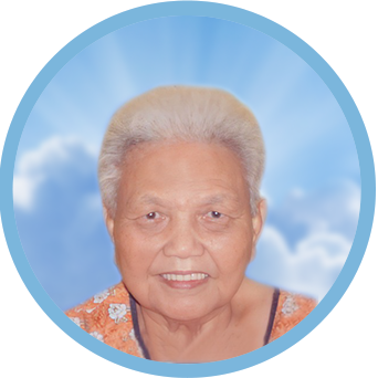 online obituary - display photo of late Mdm. Pay Kim Eng
