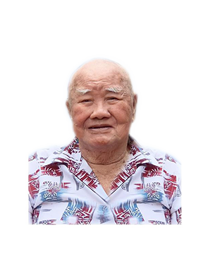 Late Mr. Boh Hock Wanmasthead photo for online obituary on the beautiful memories