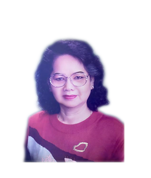 Late Mdm. Wong Moy @ Wu Yee Moy masthead photo for online obituary on the beautiful memories