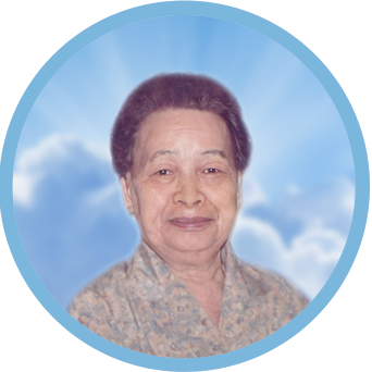 online obituary - display photo of late Mdm. Heng Ah Eng