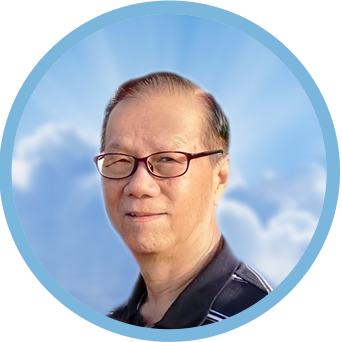 online obituary - display photo of late Mr. Law Ah Kaw