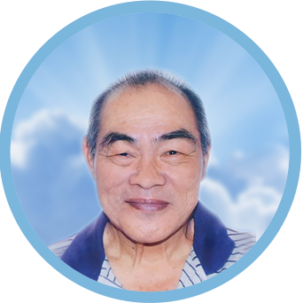 online obituary - display photo of late Mr. Lim Chin Chu