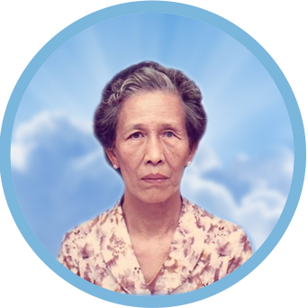 online obituary - display photo of late Mdm. Tham Lin Hoe
