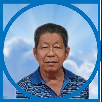 online obituary - display photo of late Mr. Tham Peng Kuan