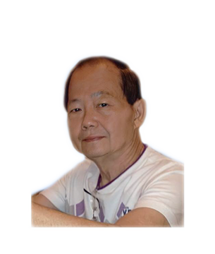 Late Mr. Ang Cheong Soon masthead photo for online obituary on the beautiful memories