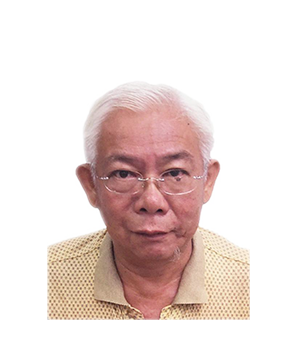 Late Mr. Tan Chee Min masthead photo for online obituary on the beautiful memories