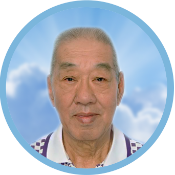 online obituary - display photo of late Mr. Oon Song Chim