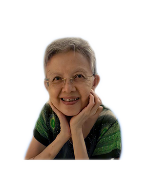 Late Mdm. Lee Hwee Cher masthead photo for online obituary on the beautiful memories
