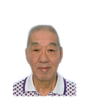 Late Mr. Oon Song Chim masthead photo for online obituary on the beautiful memories