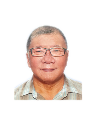 Late Mr.Toh Seng Chong masthead photo for online obituary on the beautiful memories